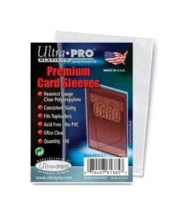 ULTRA-PRO Deck Protector - PLATINUM 100 (69x94mm)