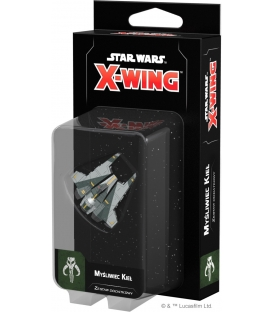 Star Wars: X-Wing - Myśliwiec TIE Advanced x1 (druga edycja)