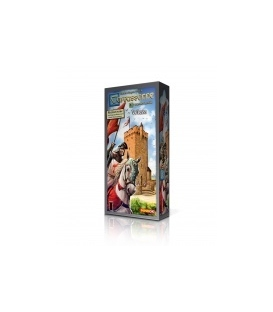 Carcassonne - Wieża (druga edycja)