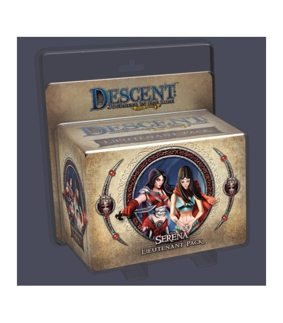 Descent: Journeys in the Dark - Serena Lieutenant Pack