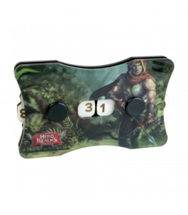 Blackfire Life Counter - Hero Realms Ranger