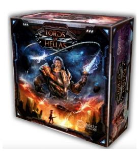 Lords of Hellas + Sundrop (edycja polska Kickstarter)