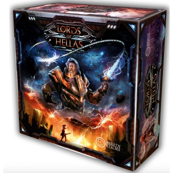 Lords of Hellas: Mythic Collection (edycja polska Kickstarter)