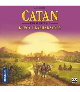 Catan - Kupcy i Barbarzyńcy (nowa edycja) (GRA UŻYWANA)