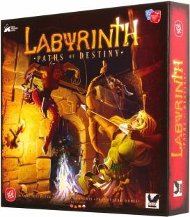Labyrinth: Paths of Destiny (trzecia edycja) (GRA USZKODZONA)