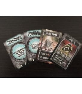Wojownicy Midgardu - zestaw promocyjnych kart