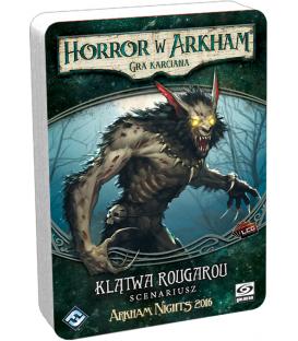 Horror w Arkham: Gra karciana - Klątwa Rougarou