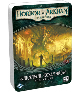 Horror w Arkham: Gra karciana - Karnawał Koszmarów