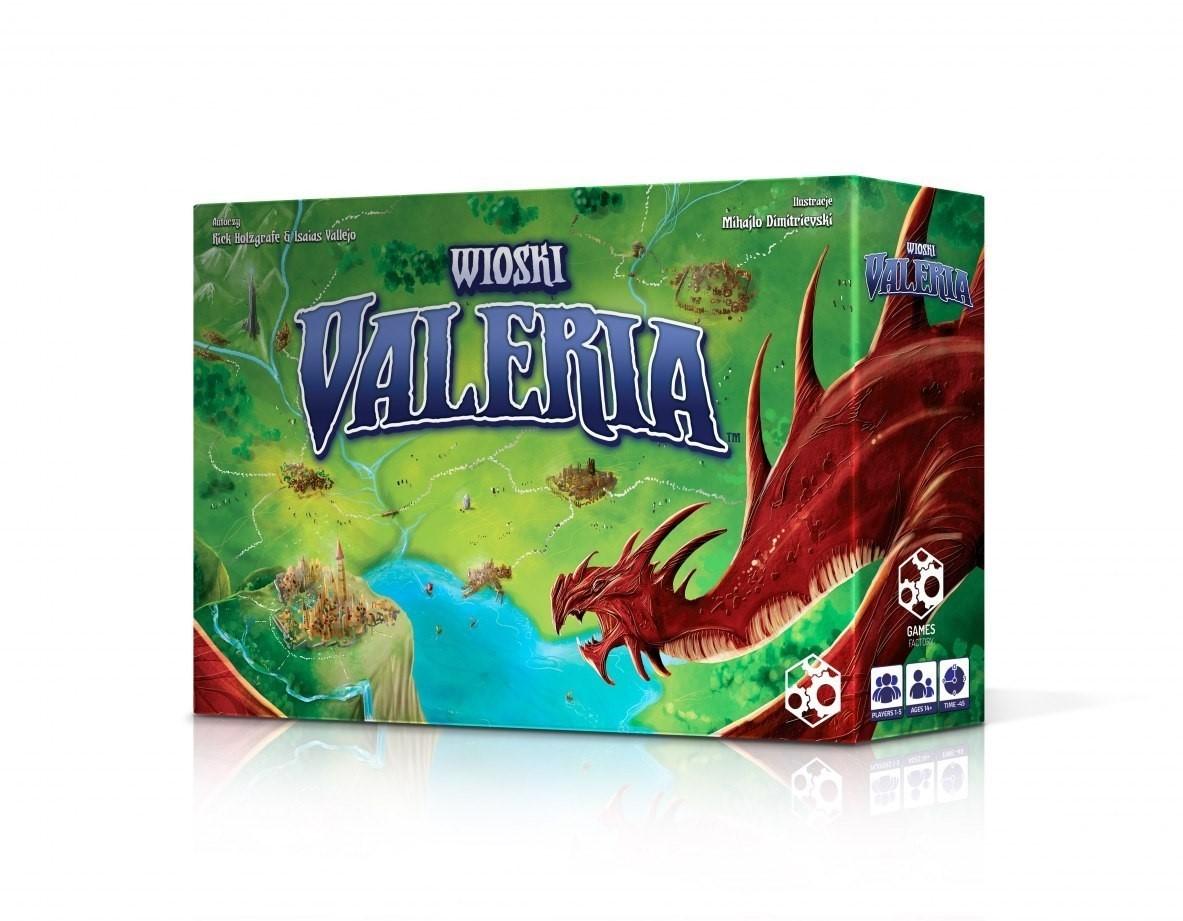 Valeria: Wioski (edycja: wspieram.to)