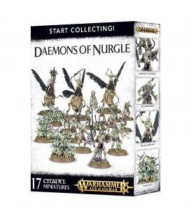 Daemons of Nurgle - Start Collecting