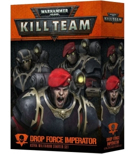 Warhammer 40,000: Kill Team - Force Imperator - Astra Militarum Starter Set