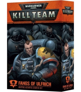 Warhammer 40,000: Kill Team - Adeptus Astartes Starter Set - Fangs of Ulfrich