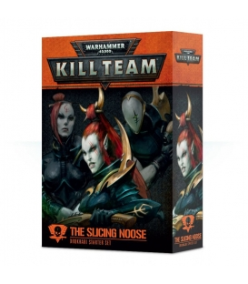 Warhammer 40,000: Kill Team The Slicing Noose – Drukhari Starter Set