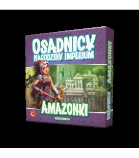 Osadnicy: Narodziny Imperium - Amazonki