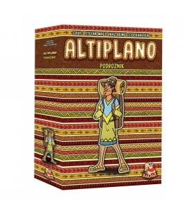 Altiplano: Podróżnik