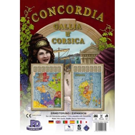 Concordia: Galia / Korsyka