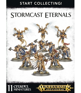 Stormcast Eternals - Start Collecting!
