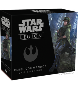 Star Wars Legion - Rebel Commandos Unit Expansion