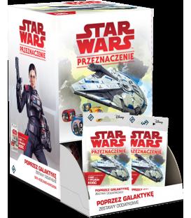 Star Wars: Przeznaczenie - Poprzez Galaktykę (36 szt.)