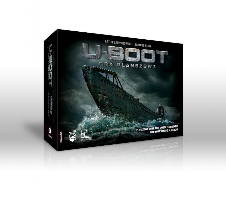 U-boot gra planszowa