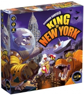 King of New York (gra używana)