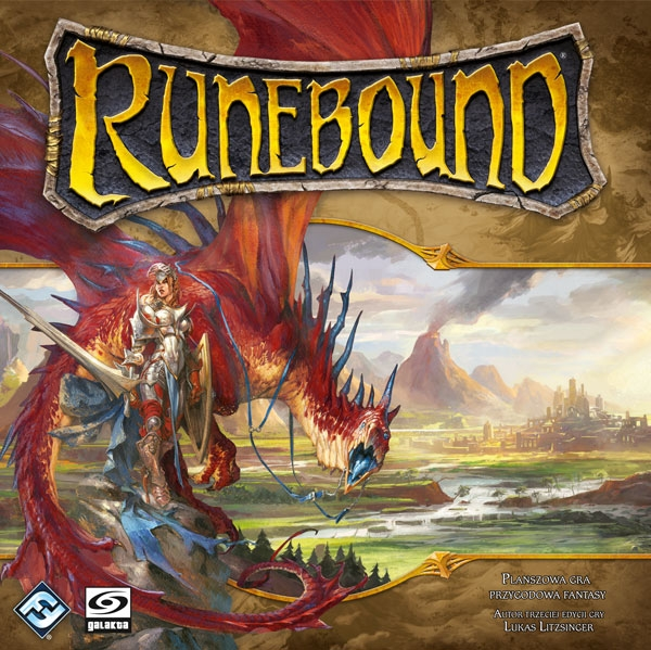 Runebound (trzecia edycja) (gra używana)