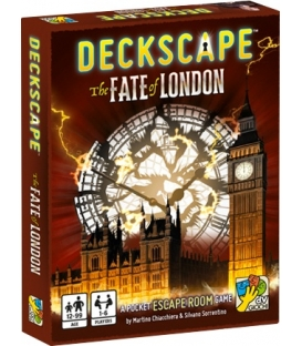 Deckscape: The Fate of London (gra używana)