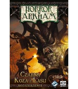 Horror w Arkham: Czarna Koza z Lasu (gra używana)
