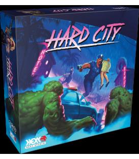 Hard City - Core Box (edycja polska Kickstarter) + SG