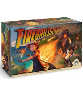 Fireball Island - The Curse of Vul Kar