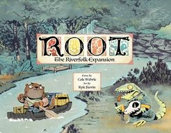 Root: Riverfolk Expansion (edycja angielska)