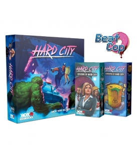 Hard City - Hard Box (edycja polska Kickstarter) + SG