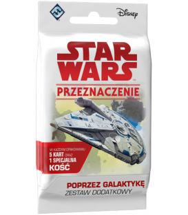 Star Wars: Przeznaczenie - Poprzez galaktykę - zestaw dodatkowy