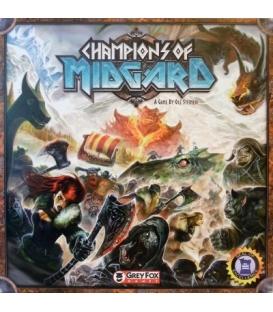 Champions of Midgard (gra używana)