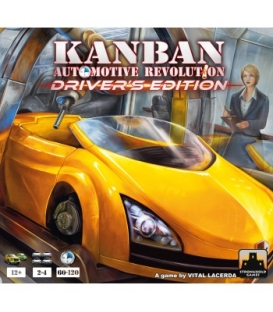Kanban: Automotive Revolution - Drivers Edition