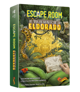 Escape Room. Tajemnica Eldorada