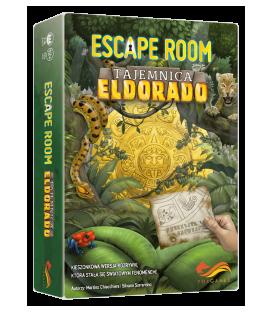 Escape Room. Tajemnica Eldorado