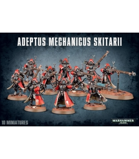 Adeptus Mechanicus Skitari