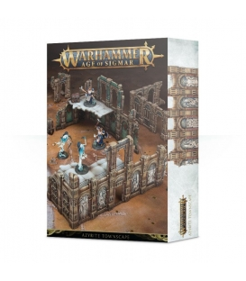 Warhammer Age of Sigmar: Azyrite Townscape