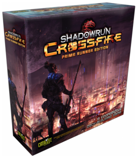 Shadowrun: Crossfire Prime Runner