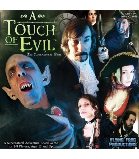 A Touch of Evil - The Supernatural Game (gra używana)