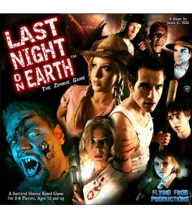 Last Night on Earth (gra używana)