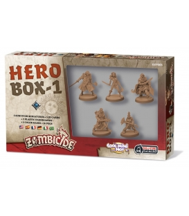 Zombicide: Hero box - 1
