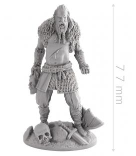 Figurka Króla Góry Valhalla