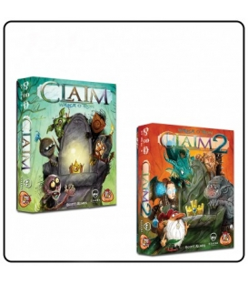 Claim (edycja polska) - zestaw 1 i 2