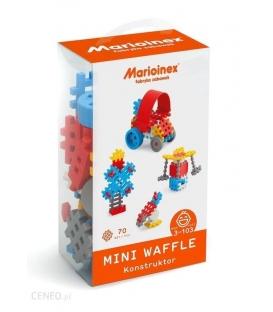 Mini Waffle 70 elementów Konstruktor Chłopiec