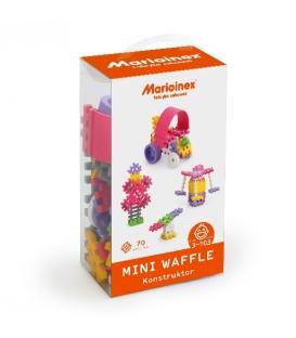 Mini Waffle 70 elementów Konstruktor Dziewczynka
