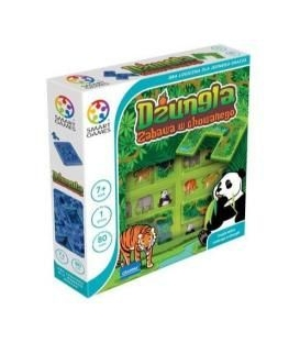 Smart Games - Dżungla (edycja polska)