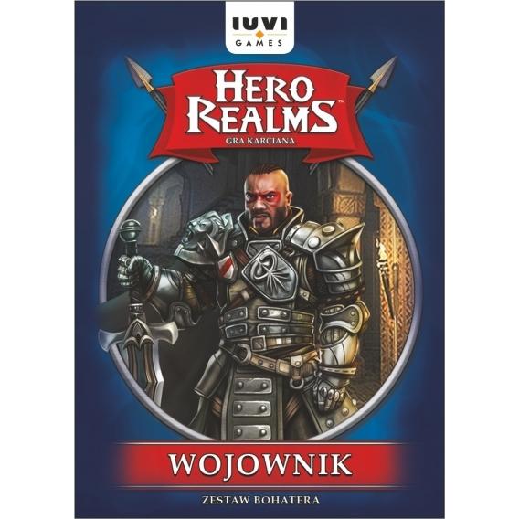 Hero Realms - Zestaw Bohatera - Wojownik