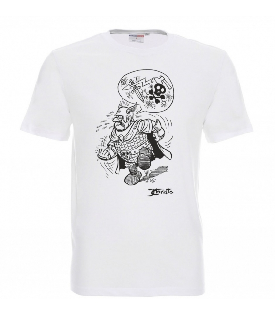 21f7520ed Koszulka Hegemon - grafika z komiksu Kajko i Kokosz - rozmiar L ...